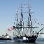 'Old Ironsides' hosts Medal of Honor recipients