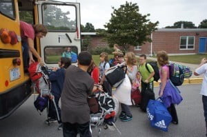 3rd, 6th & 8th years and all returning Primary 1st Day of School @  |  |