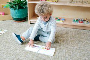 Montessori School in RI - Toddler Program
