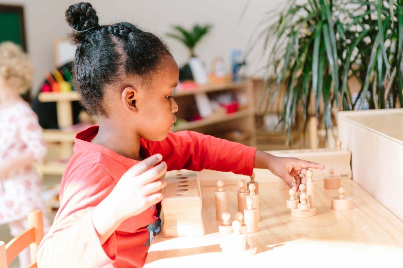 Primary Classroom Montessori School in RI