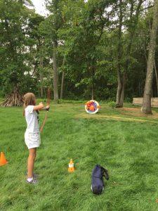 Archery - Summer Camp at Quest Montessori School