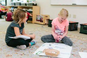 Language in Lower Elementary Montessori School South County RI