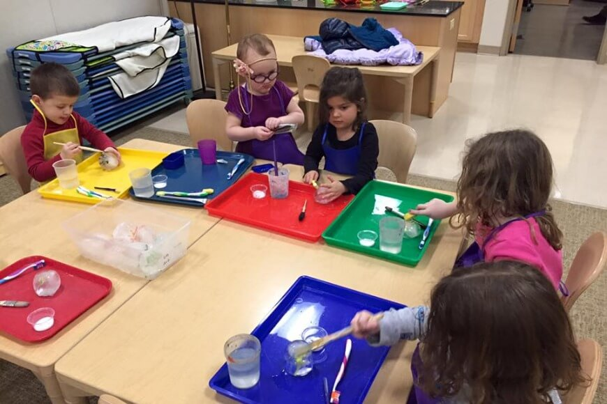 Montessori After School Enrichment Programs Rhode Island