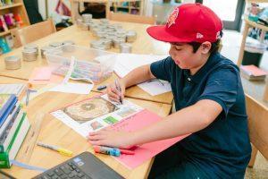 Independent Study - Montessori Middle School in Rhode Island