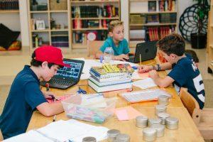 Entrepreneurship - Montessori Middle School in Rhode Island