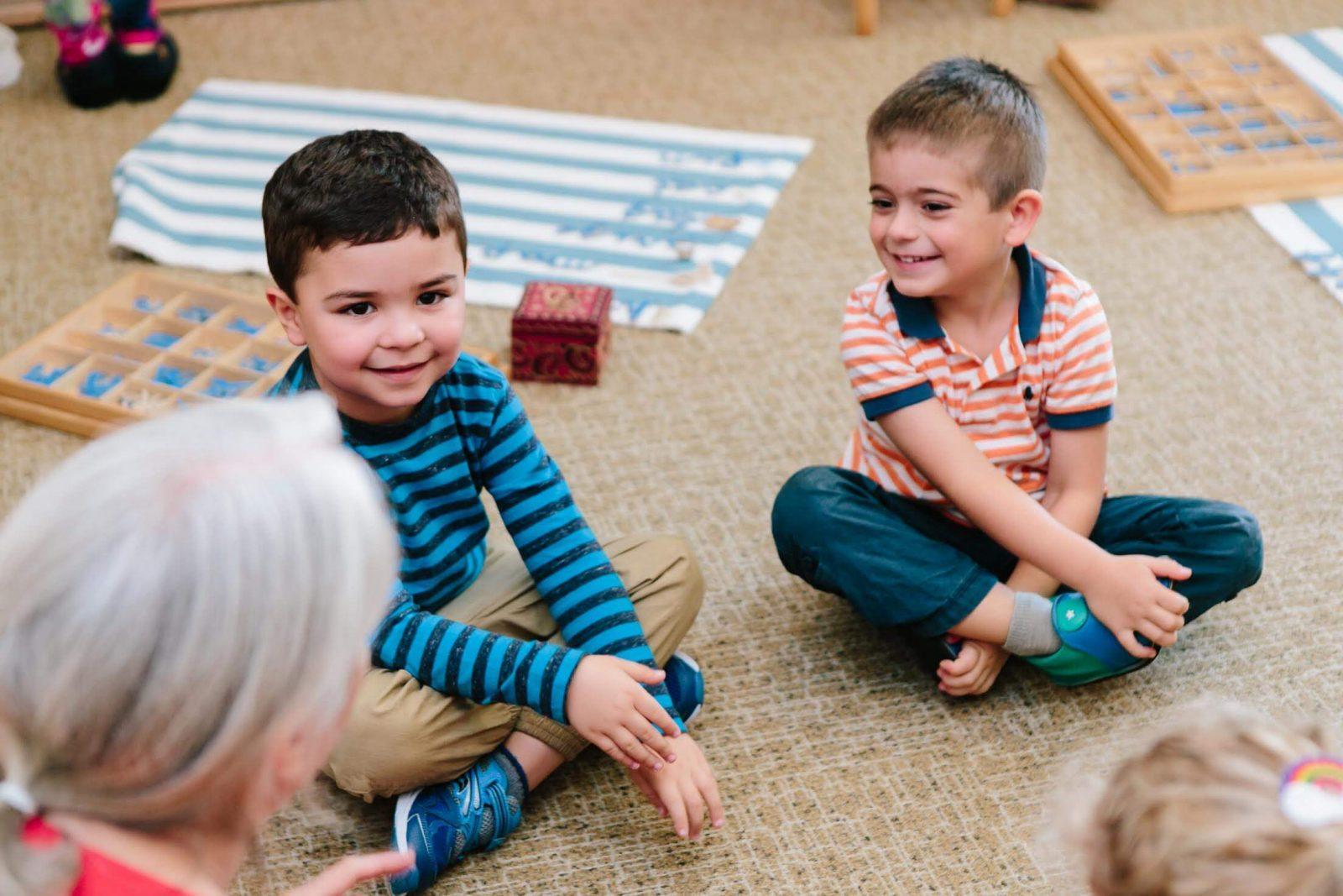 Primary Education at Quest Montessori School