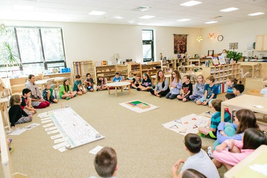Community Upper Elementary - Montessori School in Rhode Island