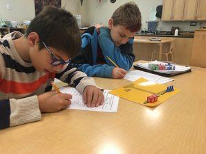 Upper Elementary, Hard At Work 10