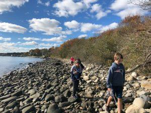 Lower Elementary's Narragansett Bay Study Update 1