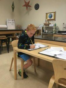 Upper Elementary, Hard At Work 1
