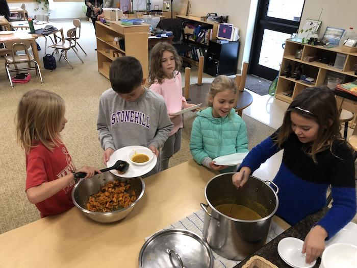 Community Meals, Not Only For Thanksgiving 8