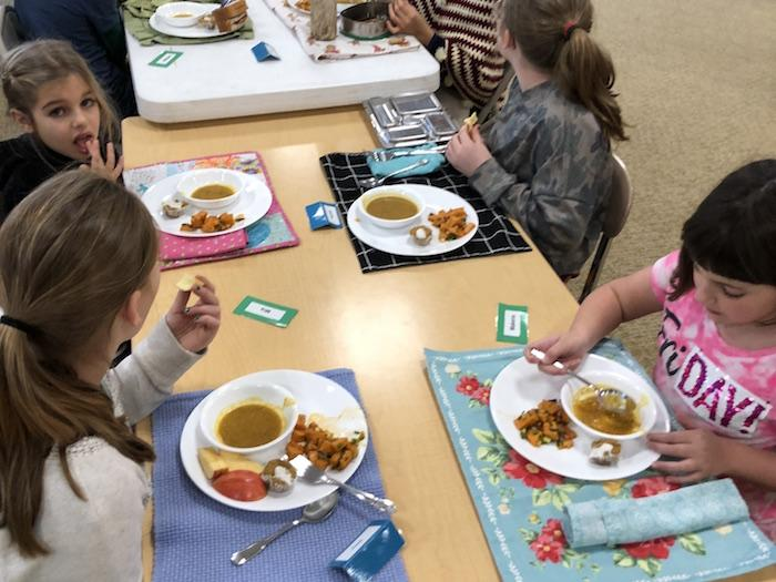 Community Meals, Not Only For Thanksgiving 7