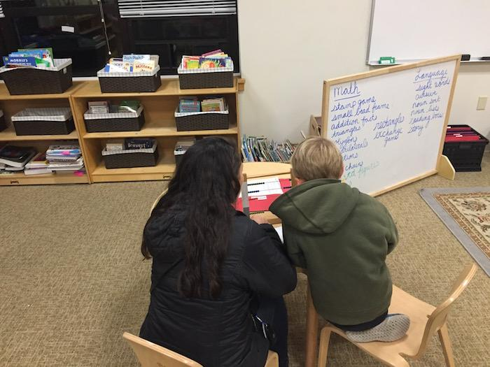 Elementary Lessons Night 3