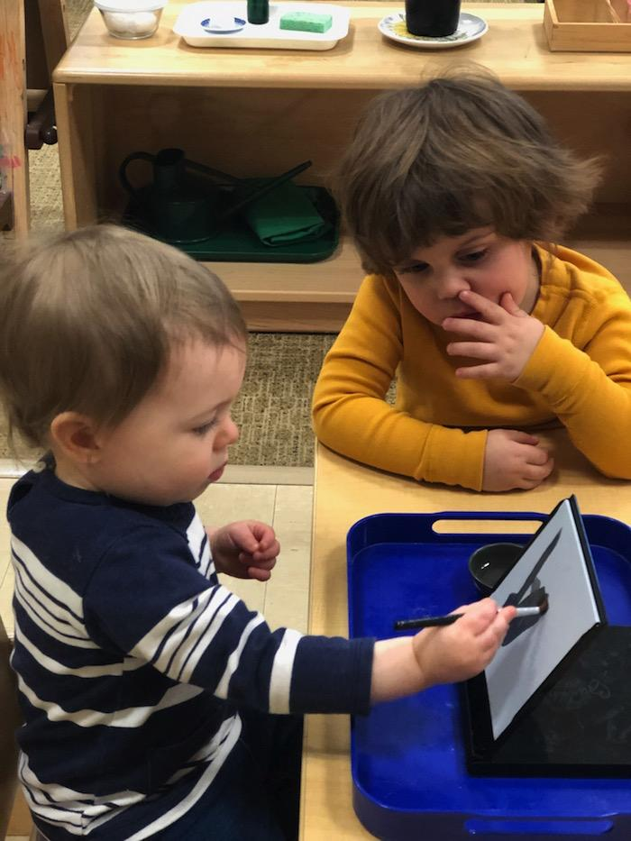 Water and the Montessori Toddler 5