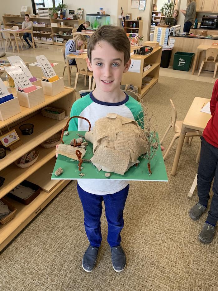 Lower Elementary's Narragansett Bay Study Update 4