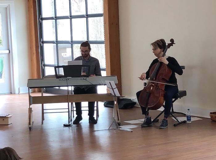 Quest Hosts Acclaimed Cellist For Student Experience 8