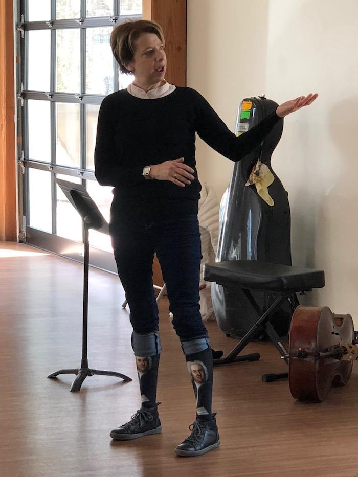 Quest Hosts Acclaimed Cellist For Student Experience 2
