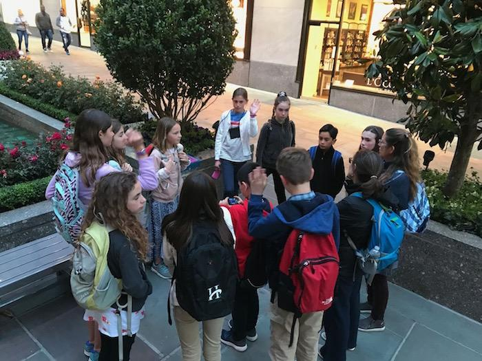 Spring Means Culminating Events at Quest Montessori 9