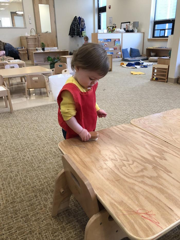 Grace & Courtesy: The Toddler Experience 6