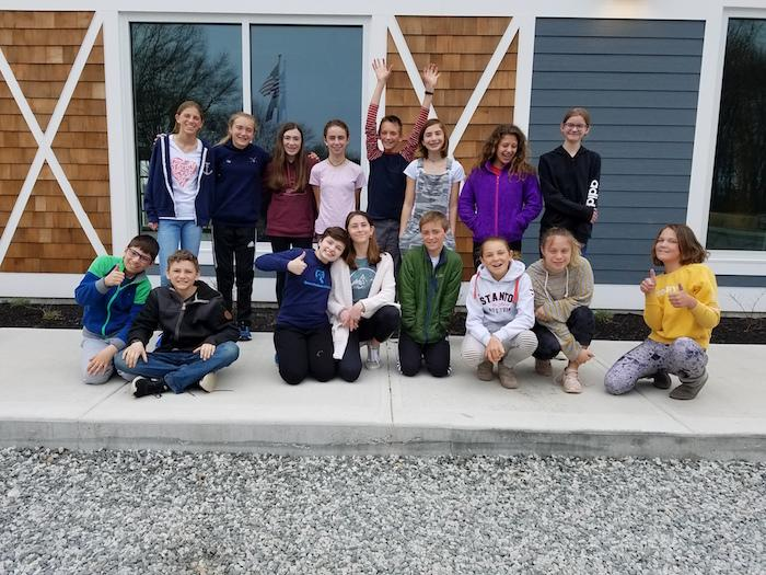 Montessori Middle School: Building Connections 11