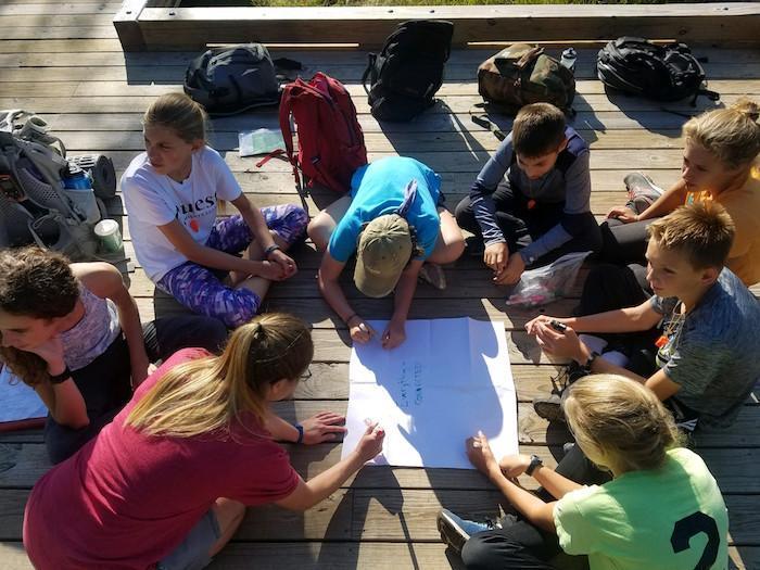 Middle School Odyssey Trip 13