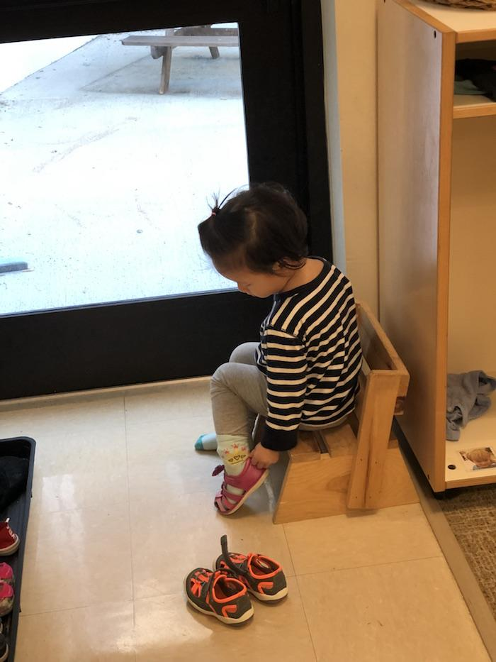 The Quest Montessori Day: Toddlers 4