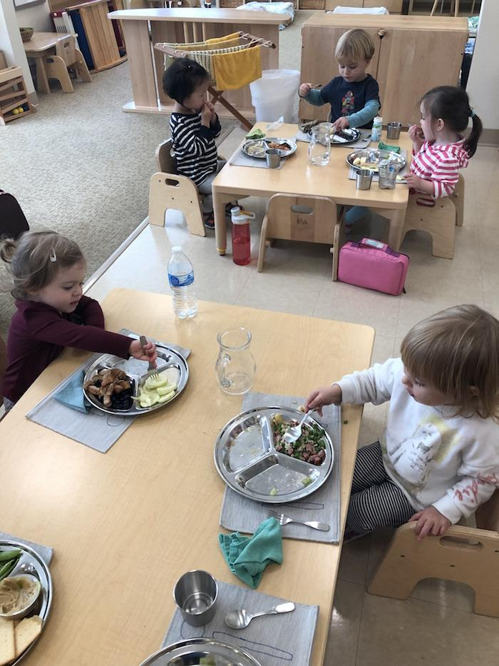 The Quest Montessori Day: Toddlers 5