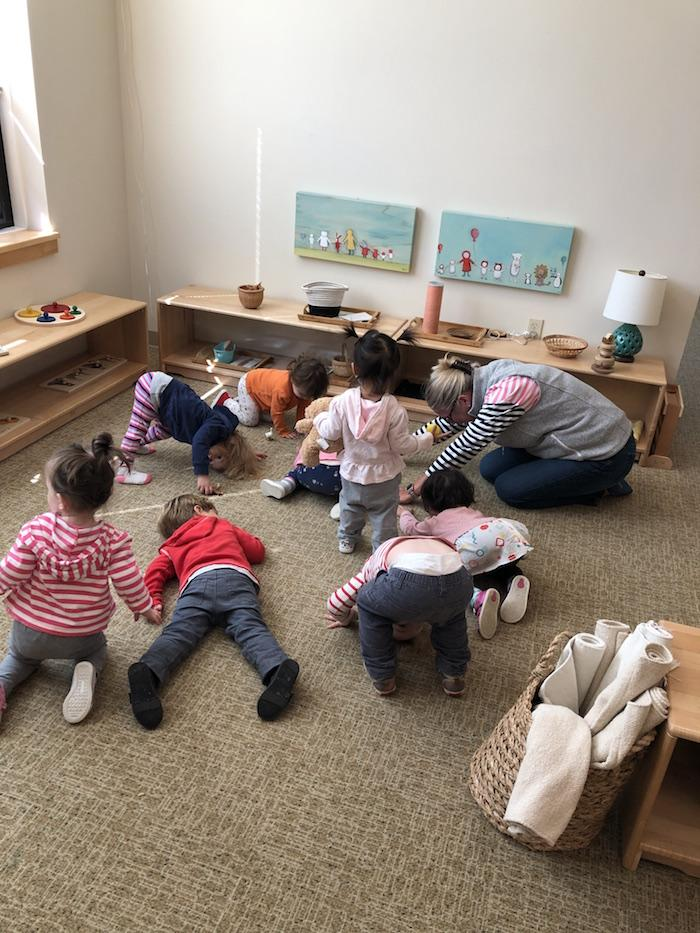 The Quest Montessori Day: Toddlers 2