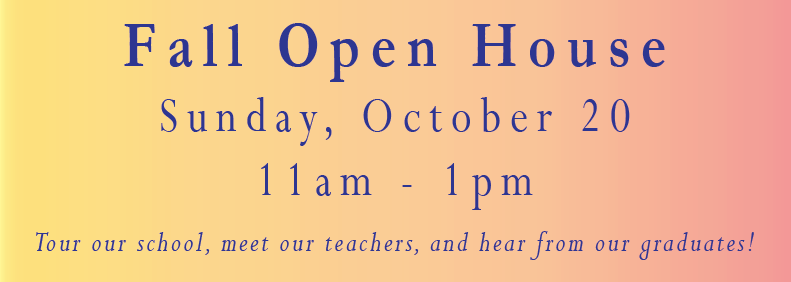 Montessori Open House