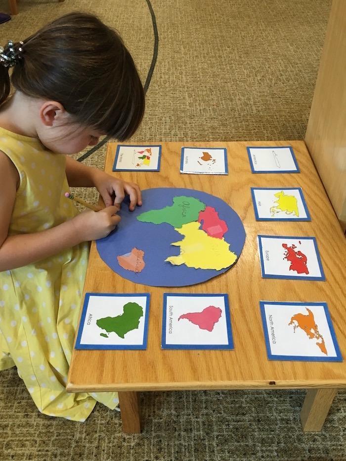 The Quest Montessori Day: Primary 40
