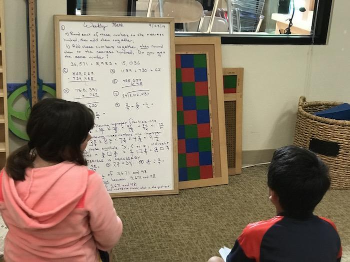 Weekly Math