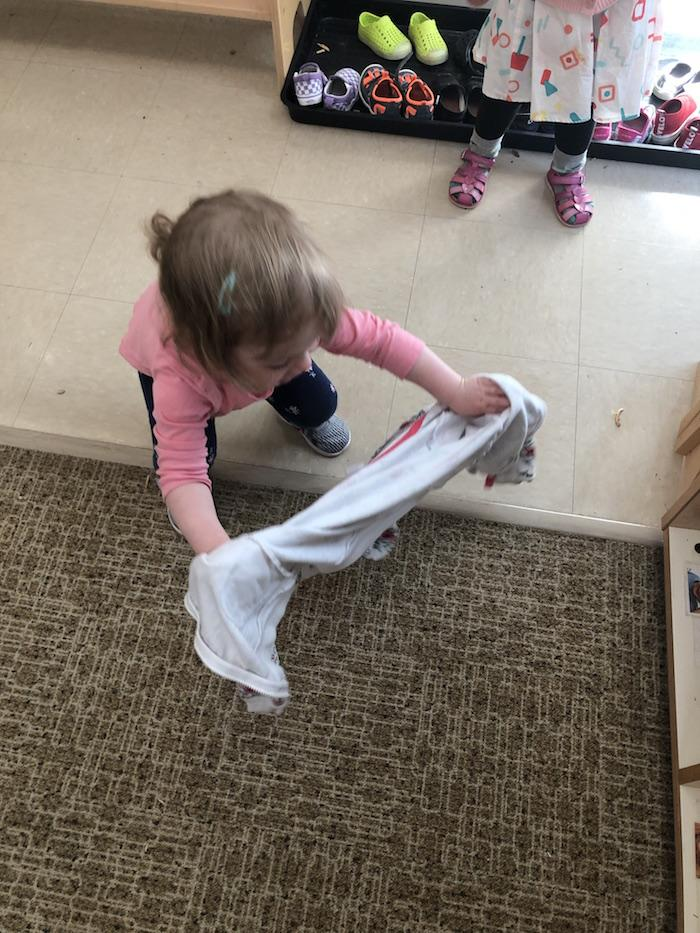The Quest Montessori Day: Toddlers 8