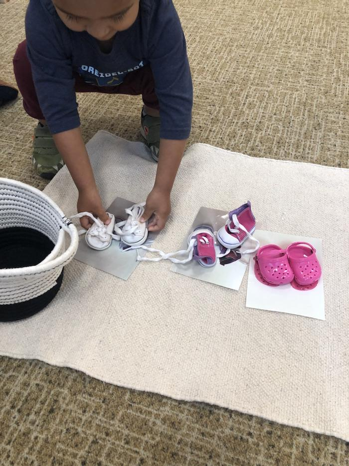 The Quest Montessori Day: Toddlers 1