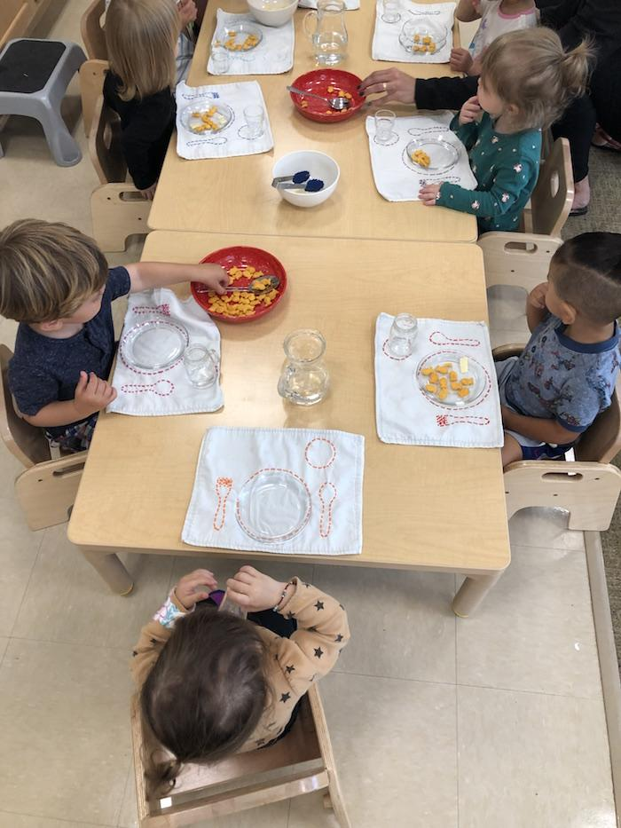 The Quest Montessori Day: Toddlers 3