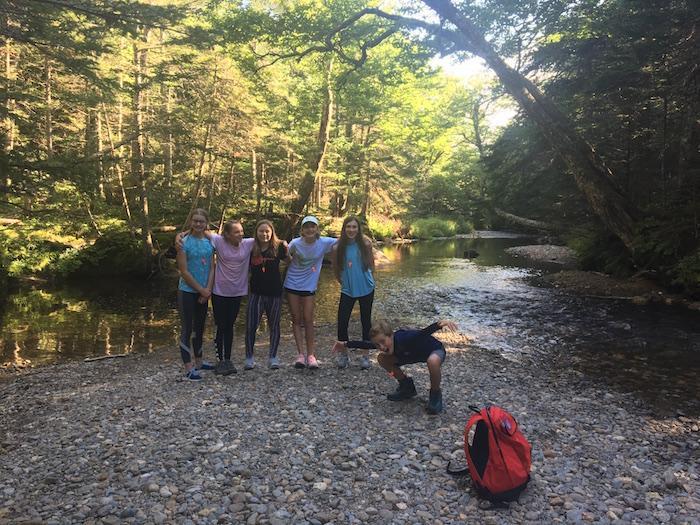 Middle School Odyssey Trip 12
