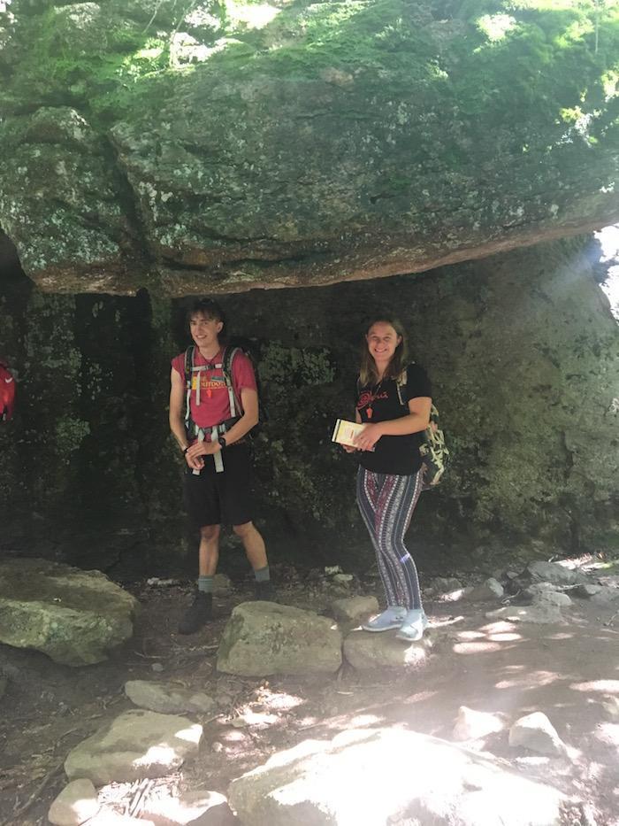 Middle School Odyssey Trip 10