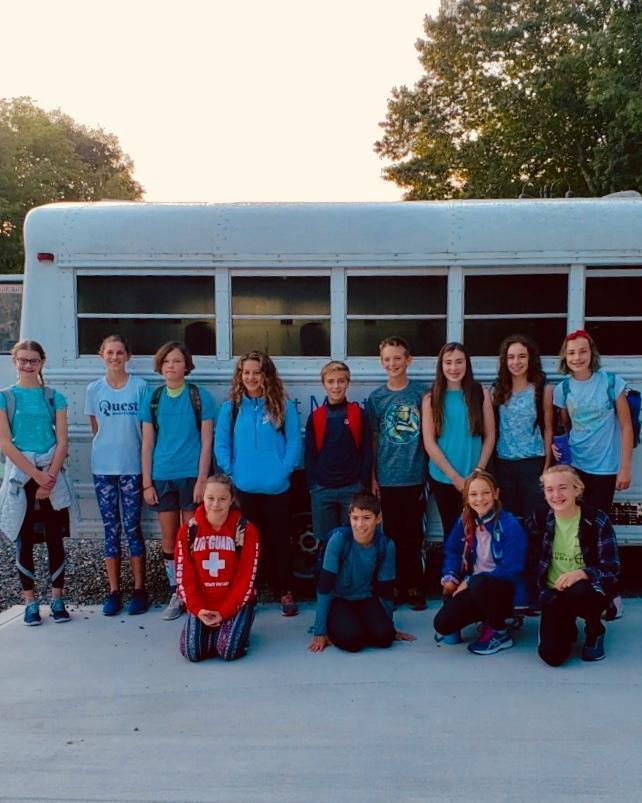 Middle School Odyssey Trip 3
