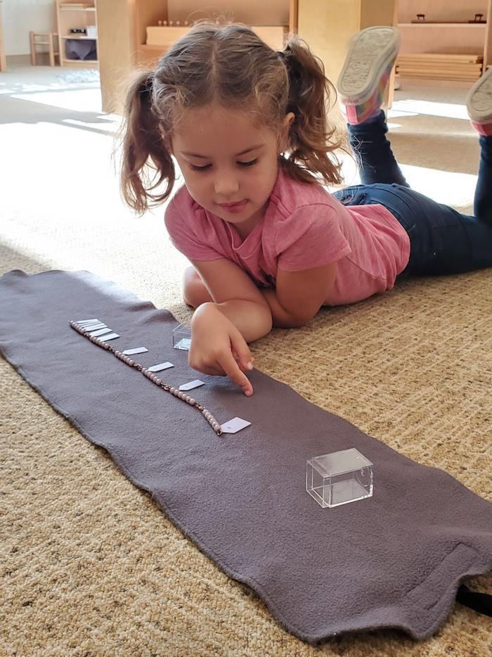 The Quest Montessori Day: Primary 18