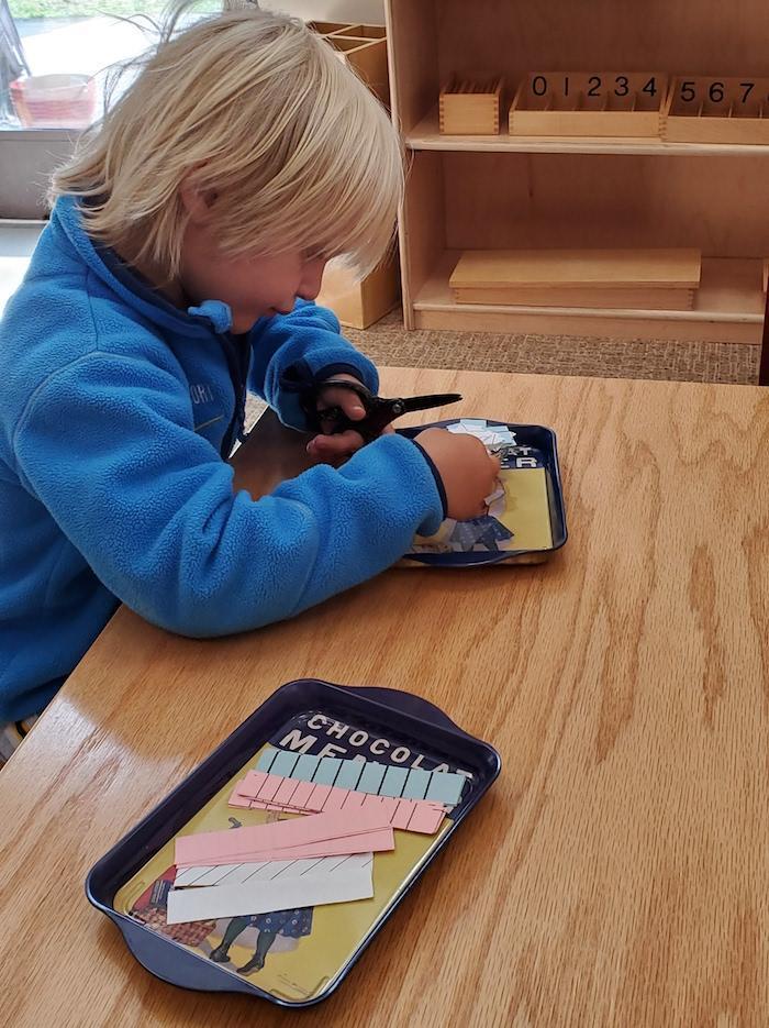 The Quest Montessori Day: Primary 12