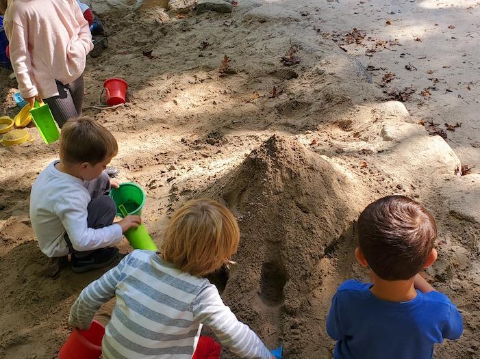 The Quest Montessori Day: Primary 28