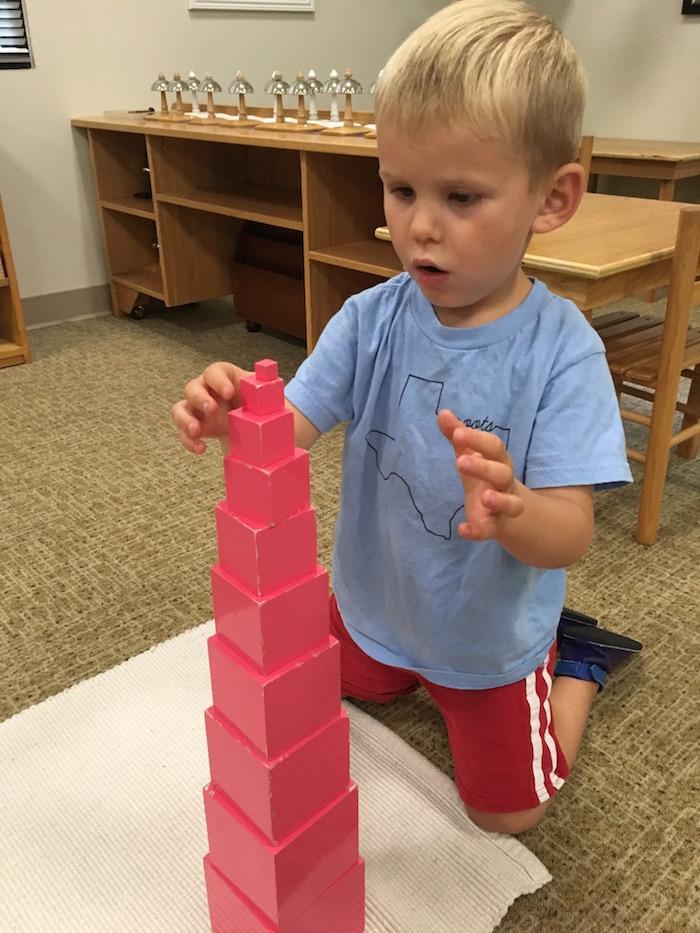 The Quest Montessori Day: Primary 15