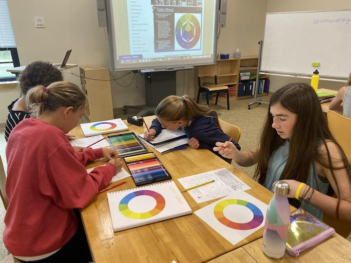 The Quest Montessori Day: Specials 7