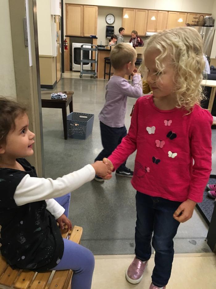 The Quest Montessori Day: Primary 3