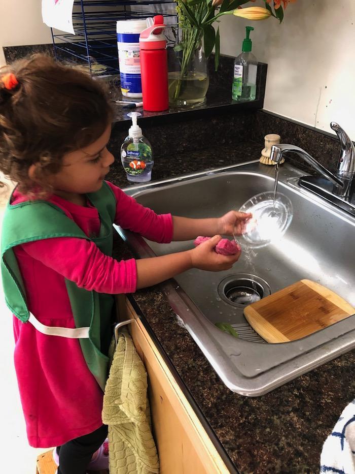 The Quest Montessori Day: Primary 26