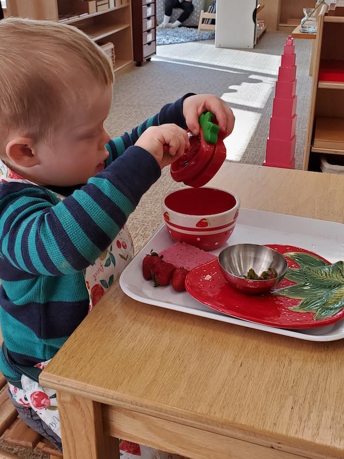 The Quest Montessori Day: Primary 13