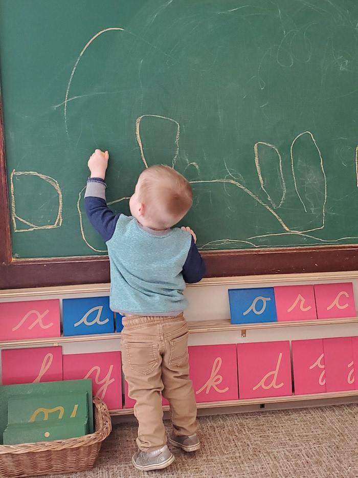 The Quest Montessori Day: Primary 19
