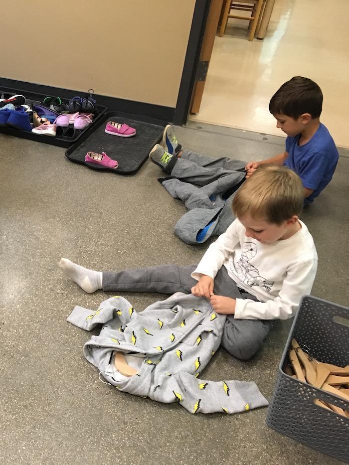 The Quest Montessori Day: Primary 6