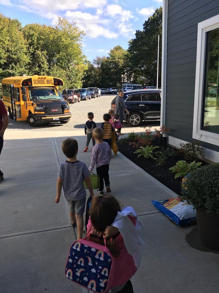 The Quest Montessori Day: Primary 43