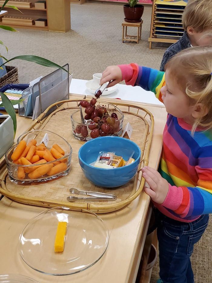 The Quest Montessori Day: Primary 14