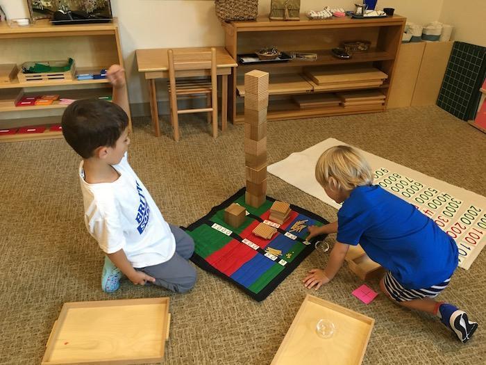 The Quest Montessori Day: Primary 39
